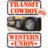 Cover Western Union - Transit Cowboy