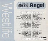 Cover Westlife - Angel