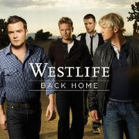 Cover Westlife - Back Home