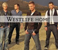 Cover Westlife - Home