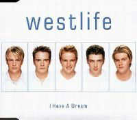Cover Westlife - I Have A Dream