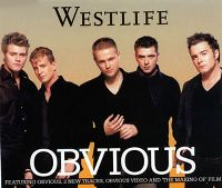 Cover Westlife - Obvious