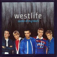 Cover Westlife - Queen Of My Heart