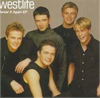 Cover Westlife - Swear It Again