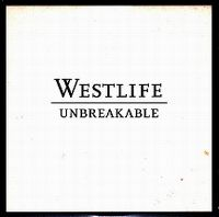 Cover Westlife - Unbreakable