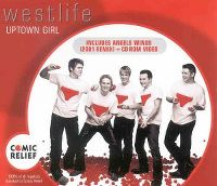 Cover Westlife - Uptown Girl