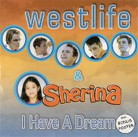 Cover Westlife & Sherina - I Have A Dream
