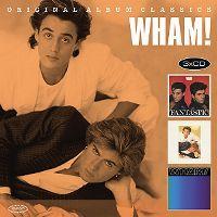 Cover Wham! - Original Album Classics