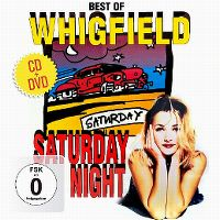 Cover Whigfield - Best Of Whigfield - Saturday Saturday Night