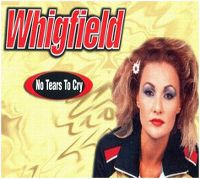 Cover Whigfield - No Tears To Cry