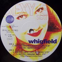 Cover Whigfield - Sexy Eyes