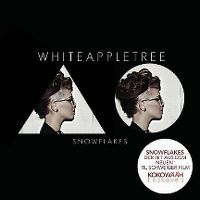 Cover White Apple Tree - Snowflakes