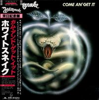 Cover Whitesnake - Come An' Get It