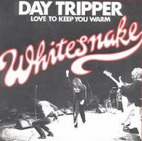 Cover Whitesnake - Day Tripper