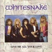 Cover Whitesnake - Give Me All Your Love