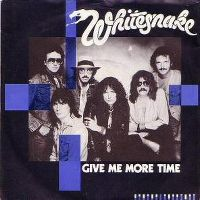 Cover Whitesnake - Give Me More Time