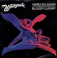 Cover Whitesnake - Here I Go Again