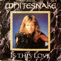 Cover Whitesnake - Is This Love