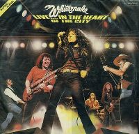 Cover Whitesnake - Live ... In The Heart Of The City