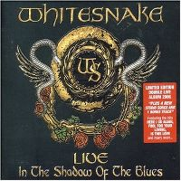 Cover Whitesnake - Live ... In The Shadow Of The Blues