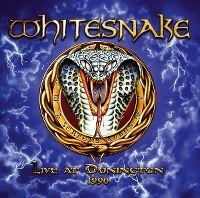 Cover Whitesnake - Live At Donington 1990