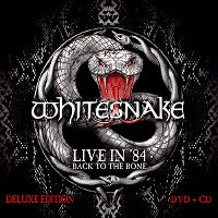 Cover Whitesnake - Live In '84 - Back To The Bone