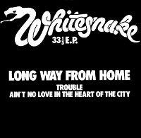 Cover Whitesnake - Long Way From Home (Live Hammersmith)