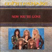 Cover Whitesnake - Now You're Gone