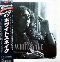 Cover Whitesnake - The Best Of Whitesnake