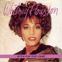 Cover Whitney Houston - All The Man That I Need
