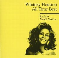 Cover Whitney Houston - All Time Best - Reclam Musik Edition