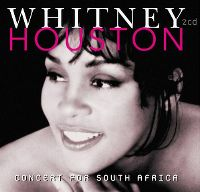 Cover Whitney Houston - Concert For South Africa