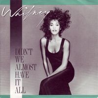 Cover Whitney Houston - Didn't We Almost Have It All