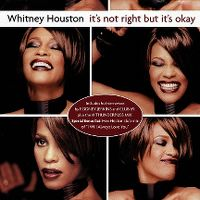 Cover Whitney Houston - It's Not Right But It's Okay