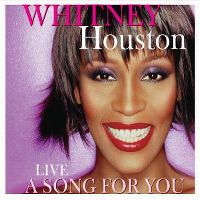 Cover Whitney Houston - Live - A Song For You