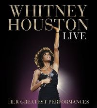 Cover Whitney Houston - Live - Her Greatest Performances