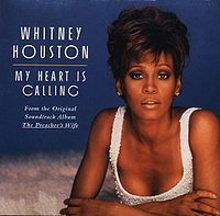 Cover Whitney Houston - My Heart Is Calling