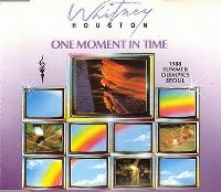 Cover Whitney Houston - One Moment In Time