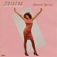 Cover Whitney Houston - Whitney Dancin' Special