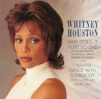 Cover Whitney Houston - Why Does It Hurt So Bad
