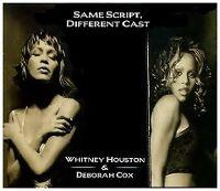 Cover Whitney Houston & Deborah Cox - Same Script Different Cast
