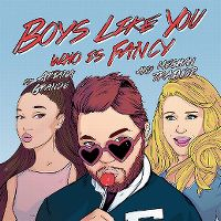Cover Who Is Fancy feat. Meghan Trainor & Ariana Grande - Boys Like You