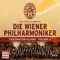 Cover Wiener Philharmoniker - Faszination Klang - Vol. 2
