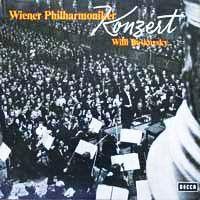 Cover Wiener Philharmoniker - Konzert