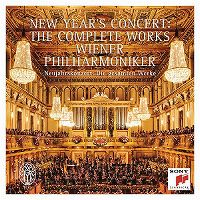 Cover Wiener Philharmoniker - New Year's Concert - The Complete Works