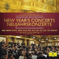 Cover Wiener Philharmoniker - New Year's Concerts - Neujahrskonzerte