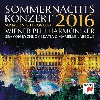Cover Wiener Philharmoniker - Sommernachtskonzert 2016 / Summer Night Concert