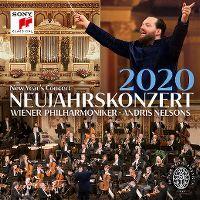 Cover Wiener Philharmoniker / Andris Nelsons - Neujahrskonzert 2020 - New Year's Concert