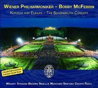 Cover Wiener Philharmoniker / Bobby McFerrin - Konzert für Europa - The Schönbrunn Concert