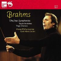 Cover Wiener Philharmoniker / Carlo Maria Giulini - Brahms